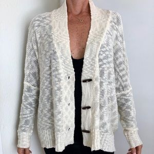 White Millau sweater from LF